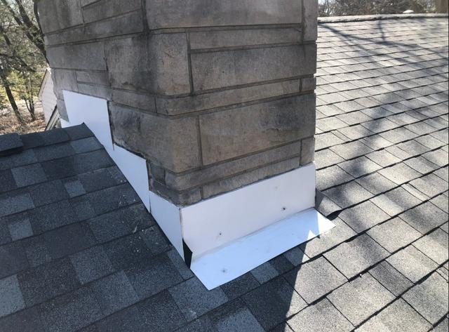 Chimney Flashing in Indianapolis, IN