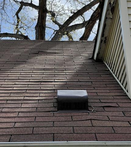 Partial Roof Replacement in Indianapolis, IN
