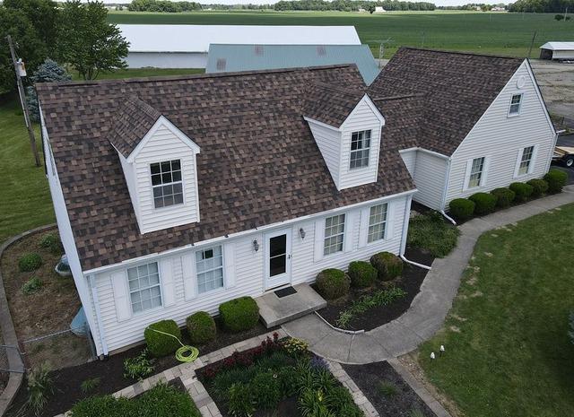 Asphalt Roof Replacement in Sheridan, IN