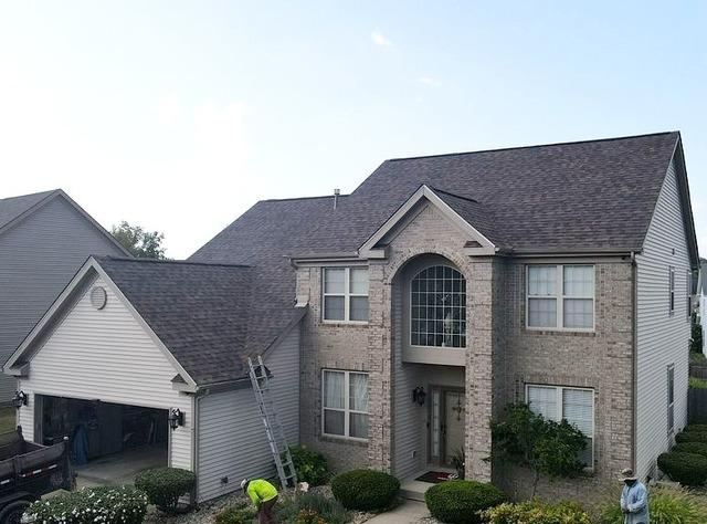 Asphalt Roof Replacement in Indianapolis, IN - After Photo