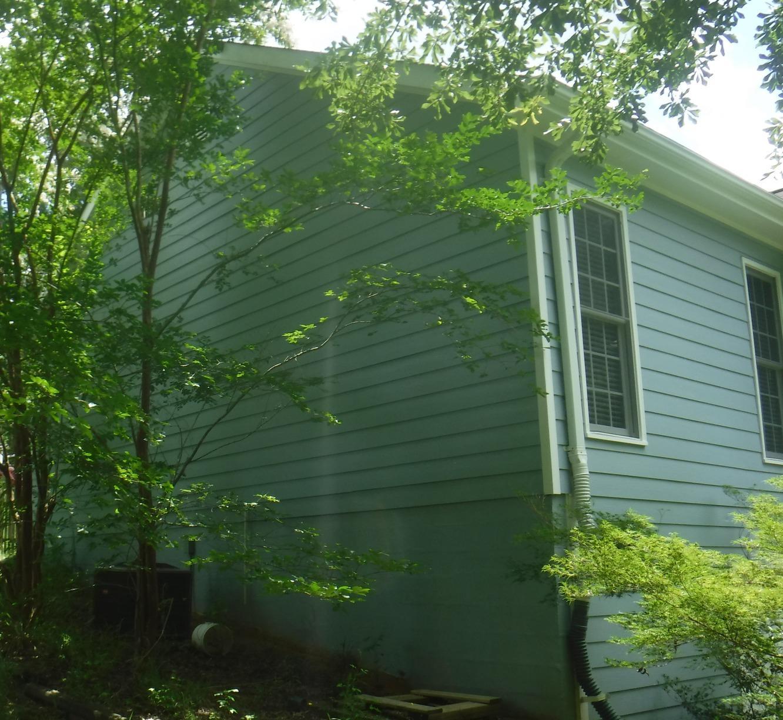 Radon Mitigation in Athens, GA - Before Photo