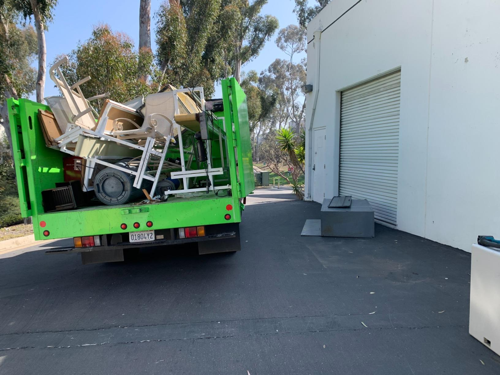 Heavy Machinery Removal in San Diego, CA - After Photo