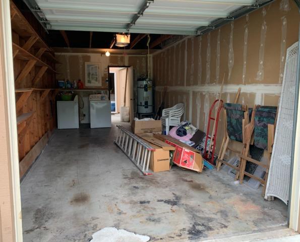 Garage Cleanout in Encinitas, CA - Before Photo