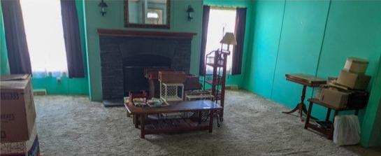 Furniture Removal Douglassville, PA - After Photo