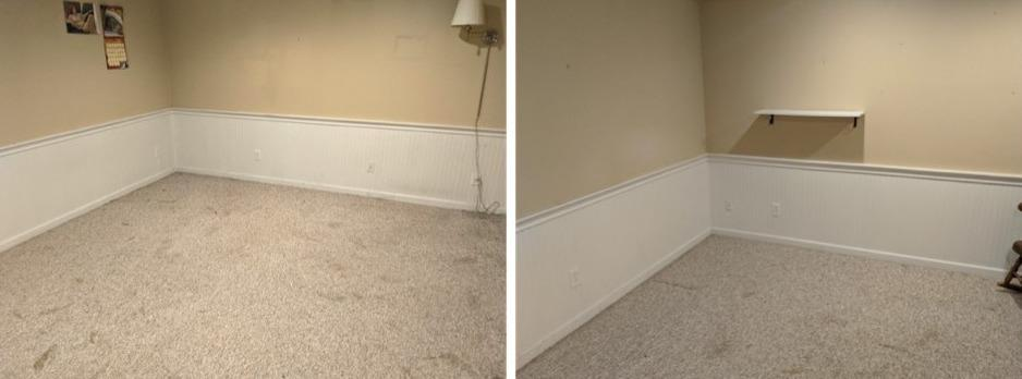 Furniture Removal in Malvern, PA - After Photo