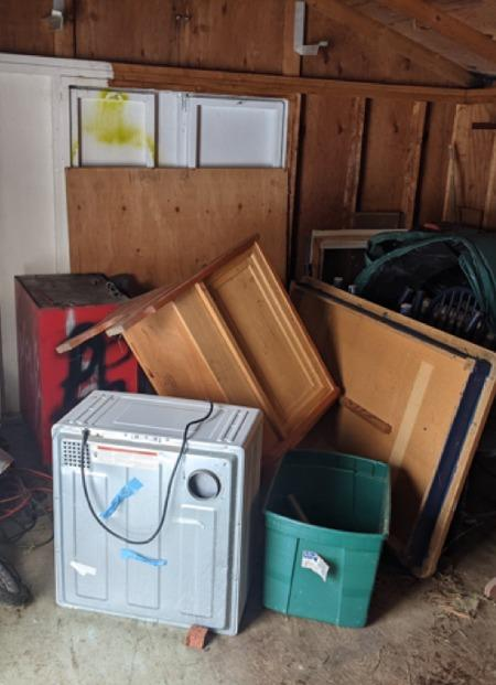 Junk Removal in Willow Street, PA - Before Photo