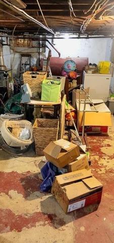 Basement Cleanout in Phoenixville, PA