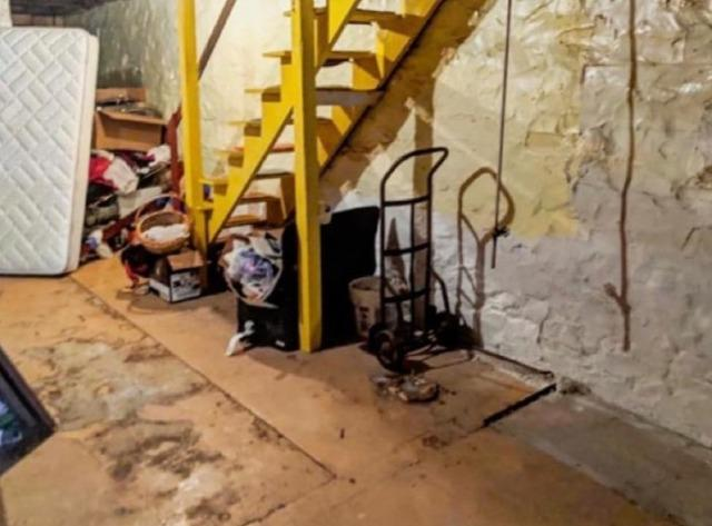 Flooded basement clean out in Coatesville, PA