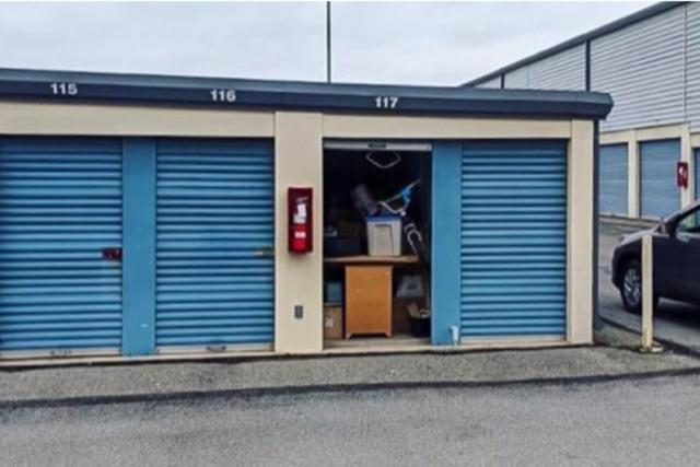 Storage Unit Cleanout in Reading, PA
