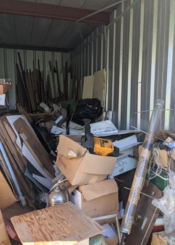 Declutter my storage unit in Chadds Ford, PA