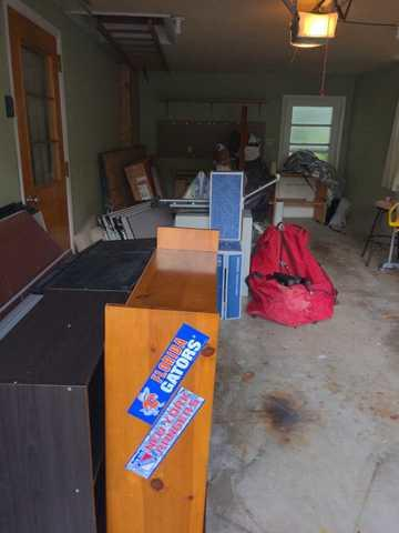 Garage Cleanout in Reading, PA 19609, USA