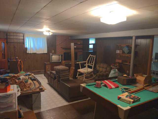 Basement Cleanout in Lancaster, PA - Before Photo