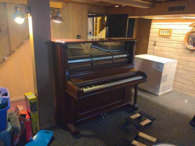 Piano Removal in Reading, PA