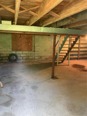 Basement Cleanout in West Bradford Township