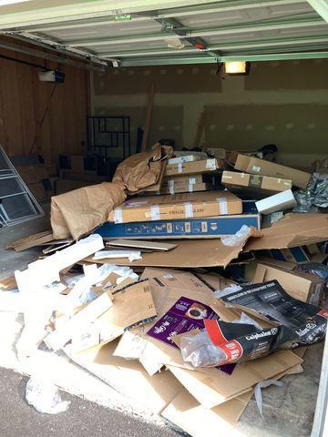 Garage Cleanout in Blandon, PA