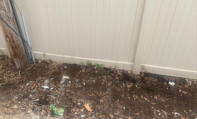 Yard Debris Removal In Northport, NY - After Photo
