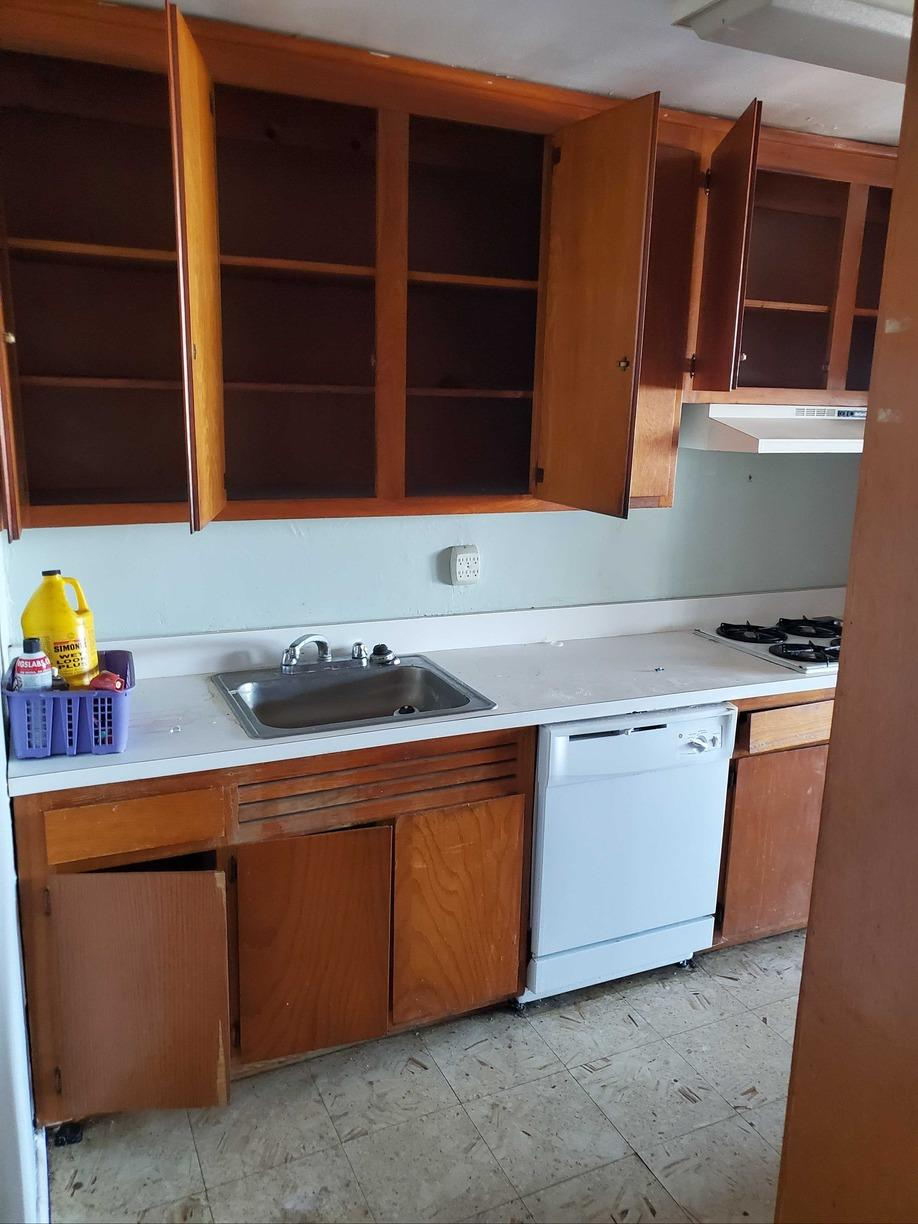 Kitchen Cleanout in Long Beach, NY - After Photo