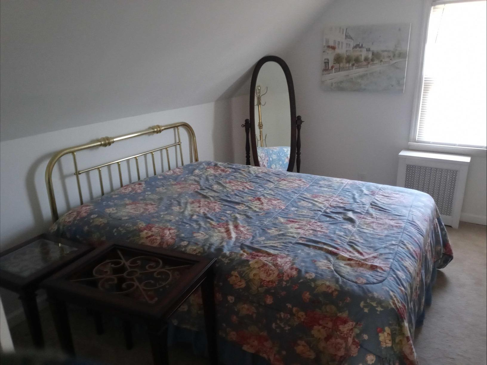 Mattress Removal in Malverne, NY - Before Photo