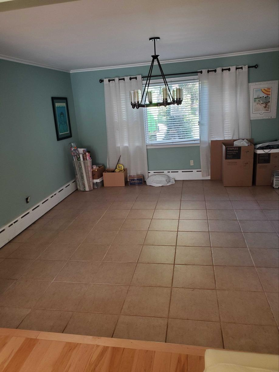 Dining Room Furniture Removal in Glen Cove, NY - After Photo