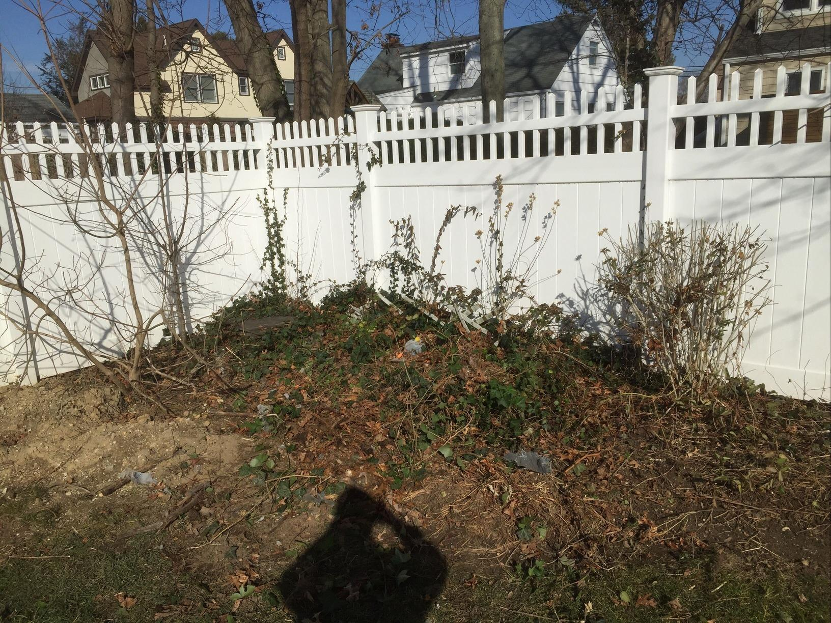 Cinder Block Removal in Bay Shore, NY - After Photo