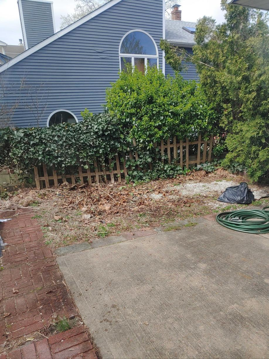 Outdoor Junk Removal in Glenwood Landing, NY - After Photo