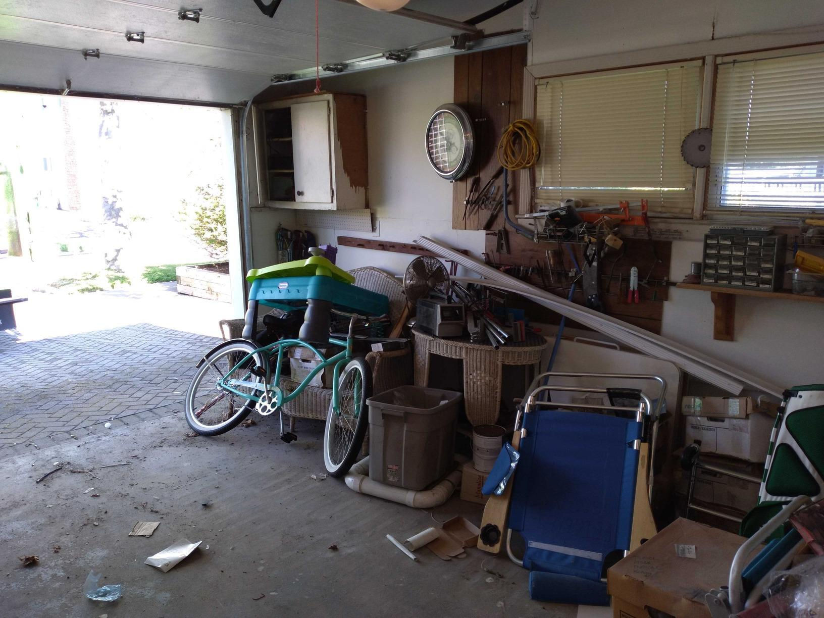 Garage Decluttering Service in Atlantic Beach, NY - After Photo