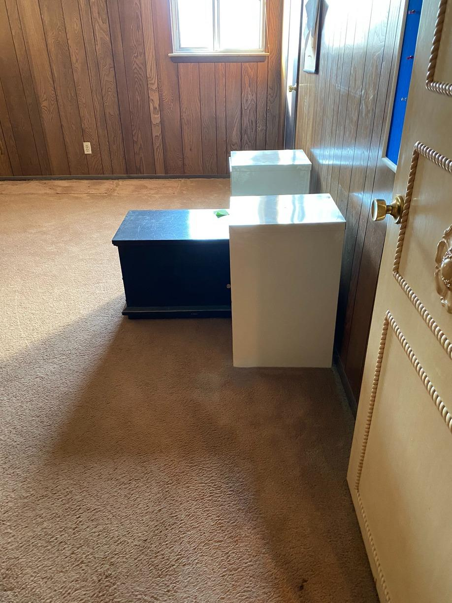 Furniture Removal Service in Woodmere, NY - Before Photo