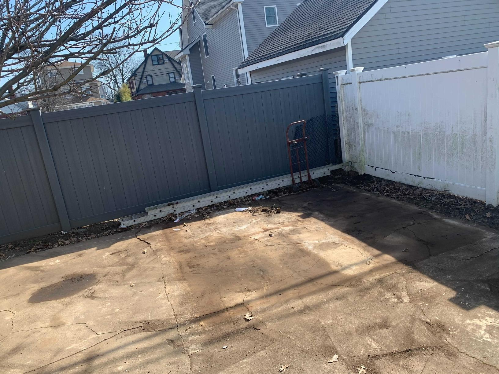 Shed Removal Service in Franklin Square, NY - After Photo