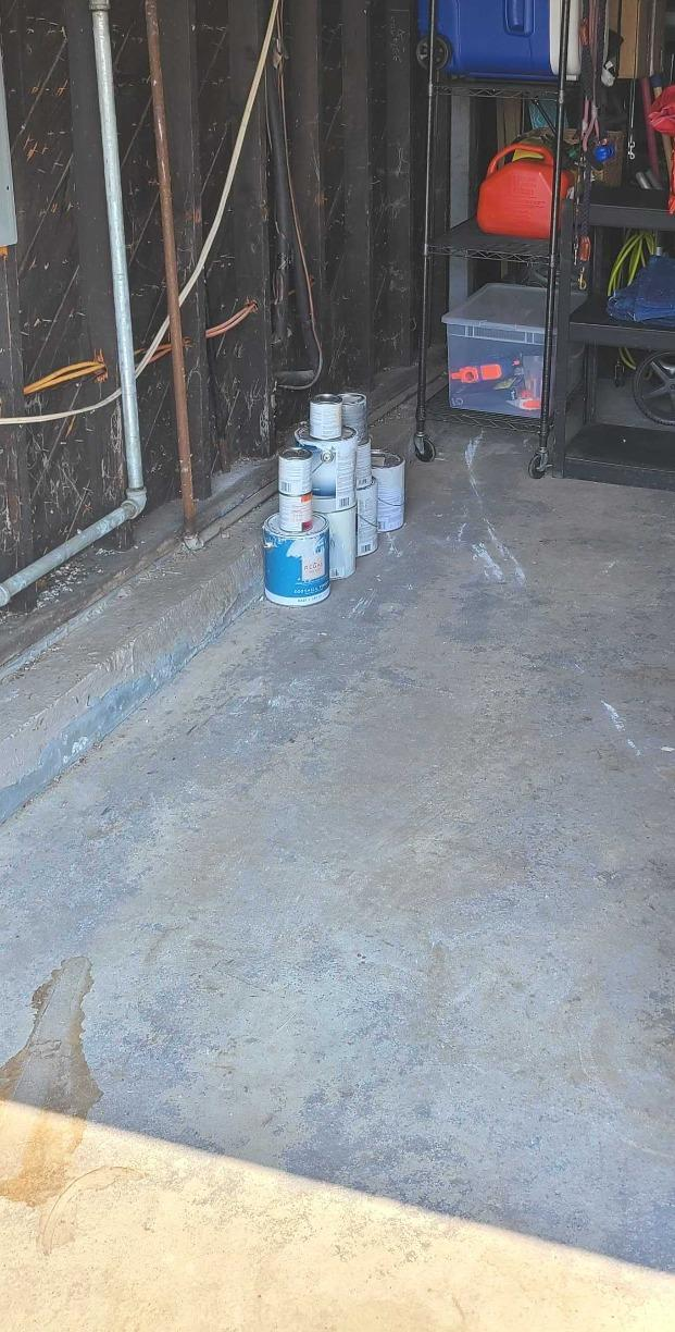 Garage Decluttering Service in Lawrence, NY - After Photo
