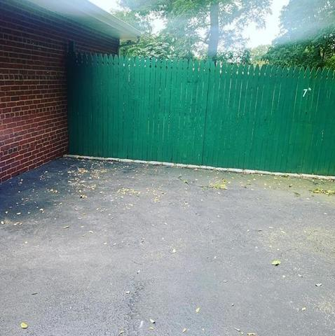 DRIVEWAY CLEANUP IN MINEOLA, NY - After Photo