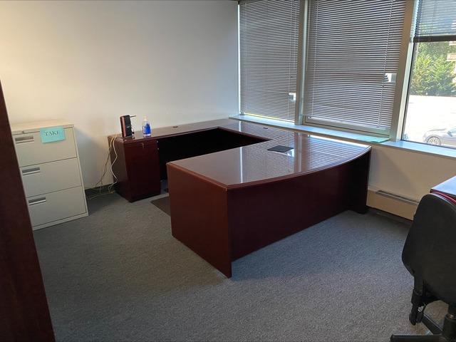 Desk removal in Great Neck, NY
