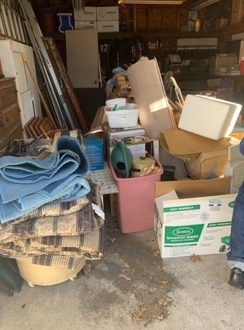 Garage Cleanout in Southampton, NY