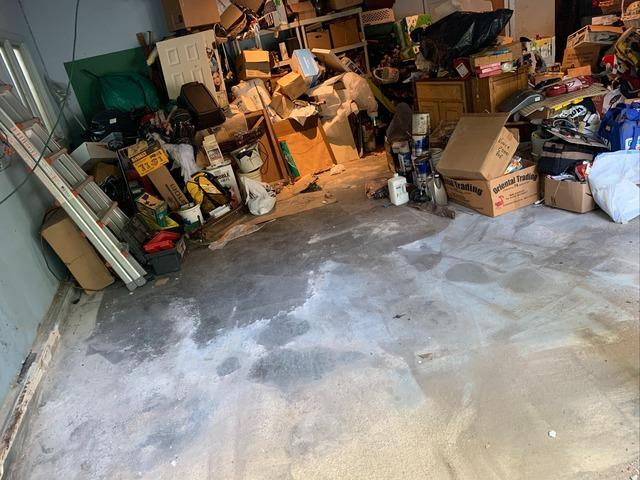 Garage Declutter in Huntington Station, NY - After Photo
