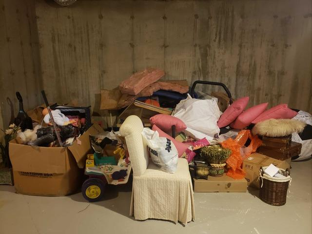 Basement Cleanout in Roslyn Heights, NY