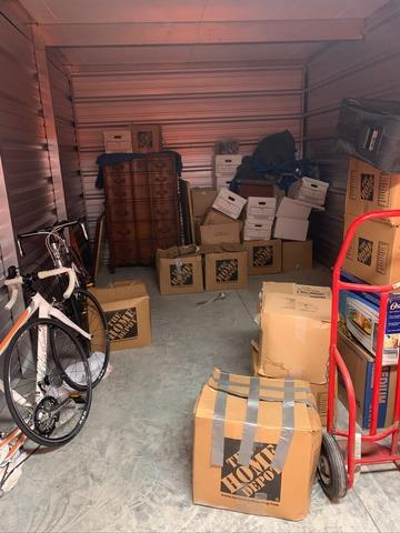Storage Unit Cleanout in Oakdale, NY