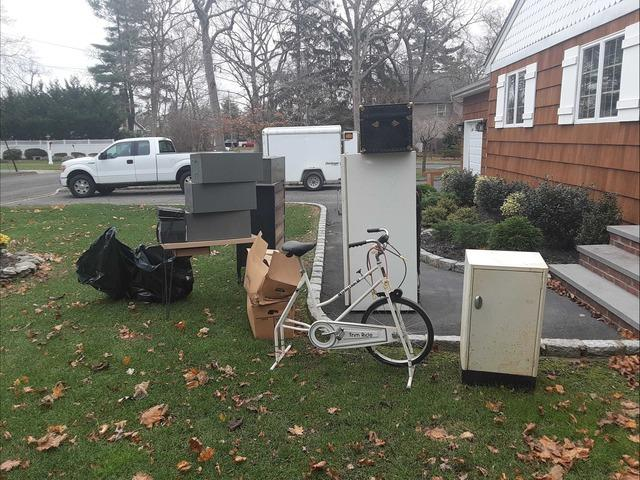 Junk Removal in Saint James, NY