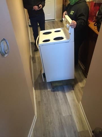 Electric Stove Removal in Moriches, NY