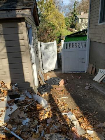 Yard Debris Pickup and Removal in Bayville, NY