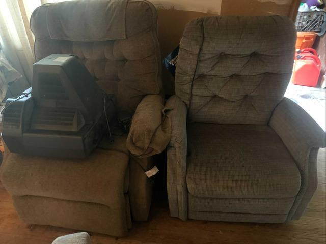 Recliner Removal in Commack, NY