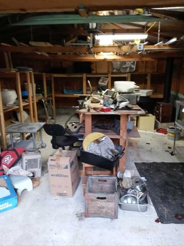 Garage Cleanout in Dix Hills, NY