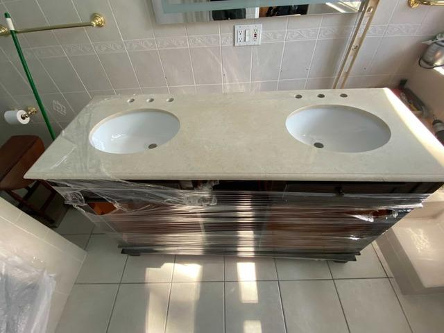 Bathroom Sink Removal Service in Melville, NY