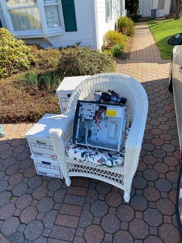 E-Waste Removal Service in Hicksville, NY