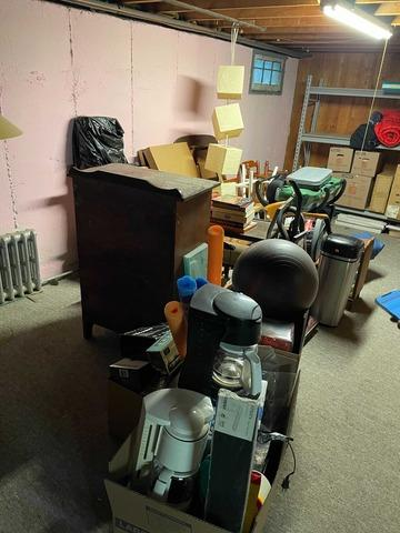 Basement Cleanout Service in West Hempstead, NY