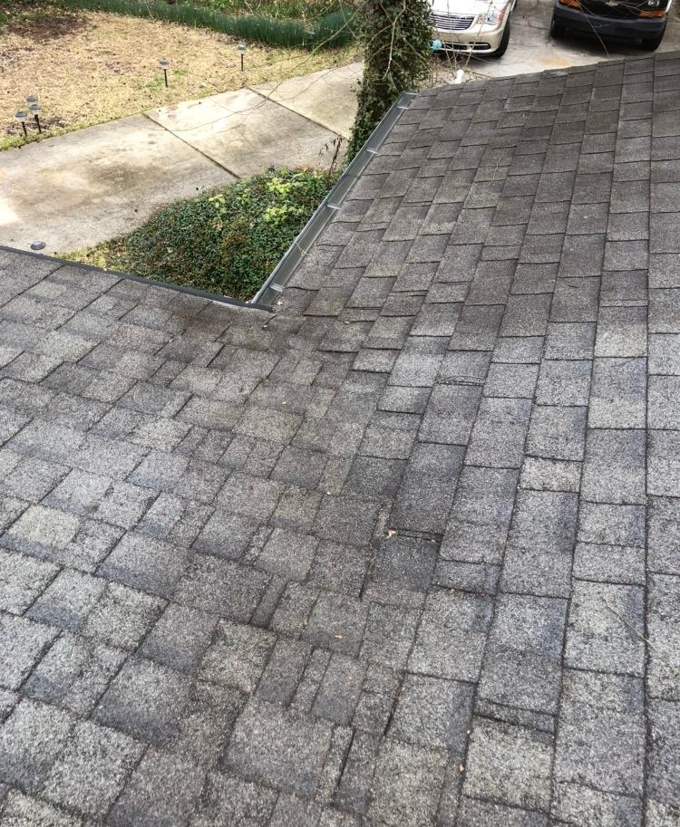 Roof Replacement in Conway, SC - Before Photo