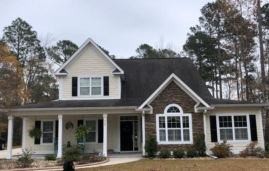 Roof Replacement in Myrtle Beach, SC - Before Photo