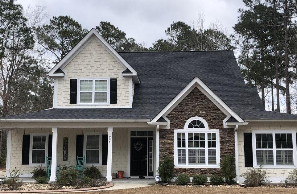 Roof Replacement in Myrtle Beach, SC - After Photo