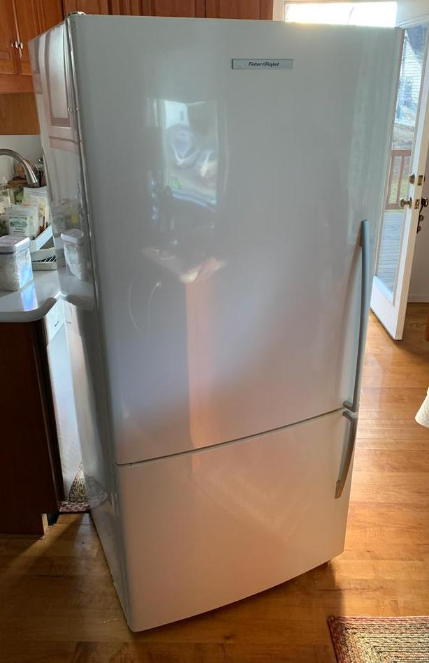Appliance Removal in Arlington, MA - Before Photo