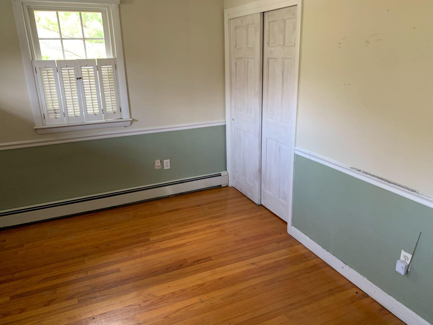 Furniture Removal Service in Sharon, MA - After Photo
