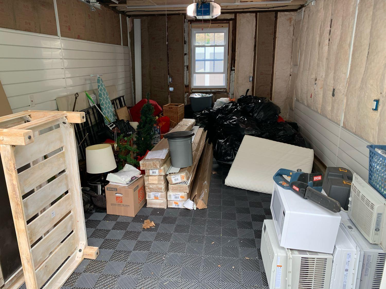 Beverly, MA Junk Removal Service - Before Photo