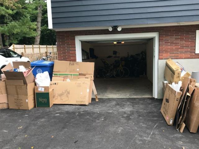Junk / Packaging removal in Belmont, MA